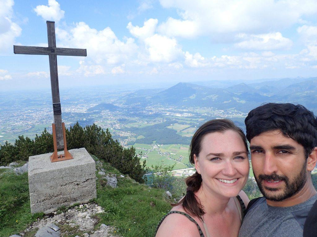 top-of-dopplersteig-hike