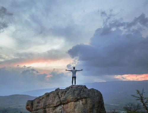 How Faith Helps You Climb Mountains and Get Home Safe