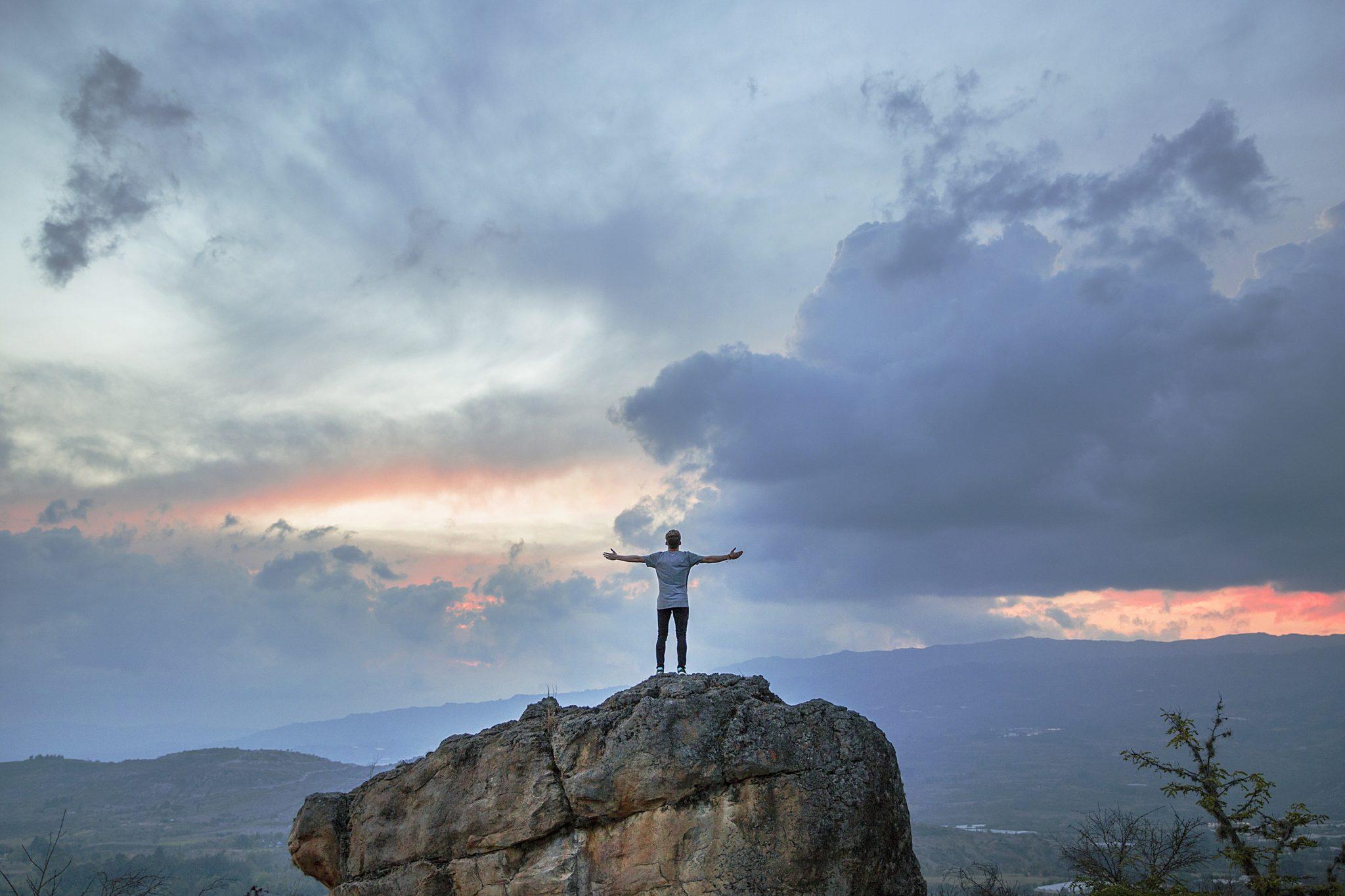 How Faith Helps You Climb Mountains and Get Home Safe