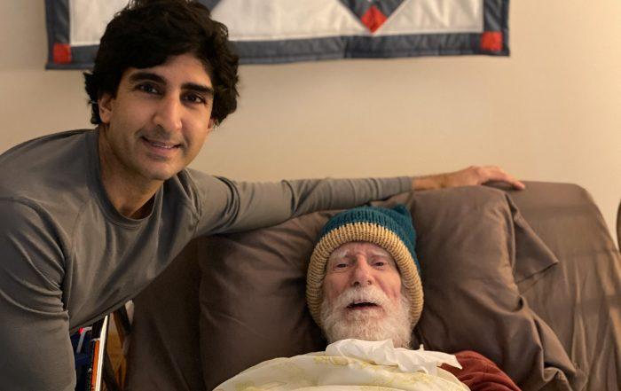 sameer and granddad