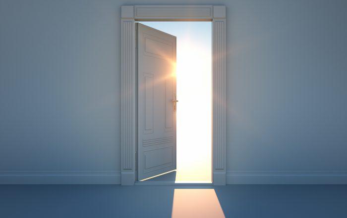 door open future